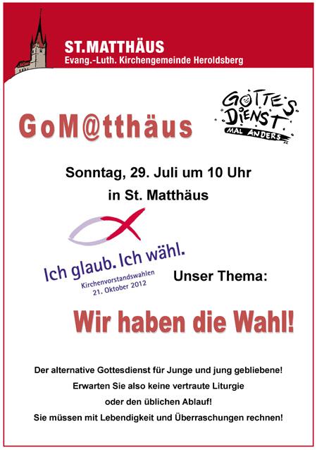 Go Matthaeus