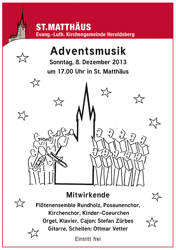 Adventsmusik Heroldsberg